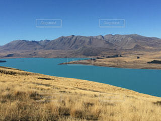 マウントジョン山頂からの景色の写真・画像素材[2070746]