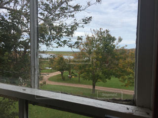 グリーンゲイブルス博物館から見た「輝く湖水」の写真・画像素材[2592249]