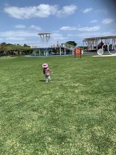 公園日和の写真・画像素材[4600882]
