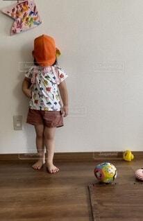 巣ごもり生活の幼稚園ごっこの写真・画像素材[4751426]