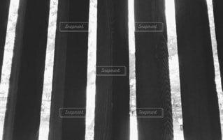 柵のズームの写真・画像素材[4372077]