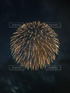 綺麗な花火の写真・画像素材[4321344]