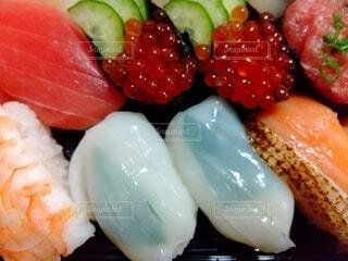 握り寿司の賑わいの写真・画像素材[4348866]