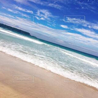 砂浜の写真・画像素材[4399297]
