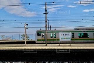 根府川駅の写真・画像素材[4696029]