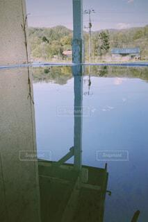 田舎の廃駅の写真・画像素材[4342386]