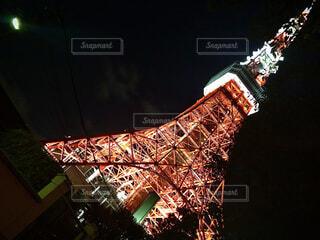 東京タワー 素材の写真・画像素材[4353348]