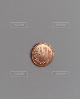 令和元年10円玉の写真・画像素材[4354121]