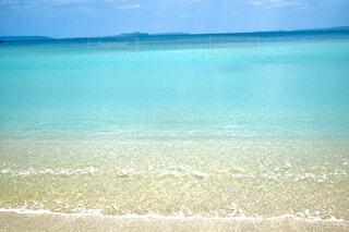 沖縄のビーチの写真・画像素材[4346530]