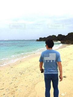 宮古島の海の写真・画像素材[4764004]