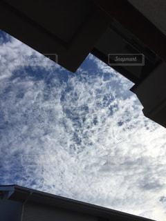 雲の写真・画像素材[211650]