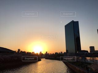 夕日の写真・画像素材[620511]