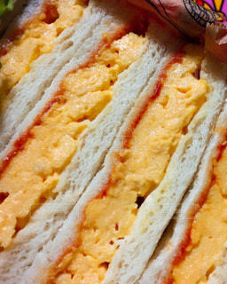 サンドイッチの写真・画像素材[1219385]