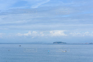 春の海の写真・画像素材[2132276]