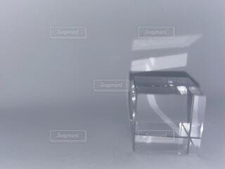 ガラスの置物の写真・画像素材[4522386]