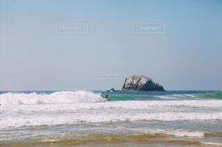 Local sea and local surferの写真・画像素材[4358779]