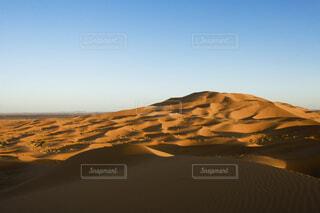 砂漠の模様の写真・画像素材[4358802]