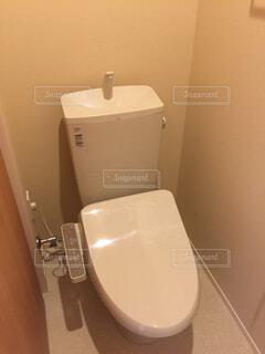 新築のトイレの写真・画像素材[4361904]