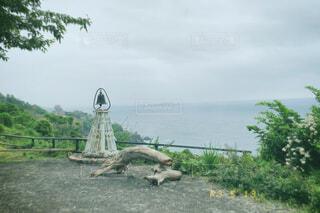 木の椅子の写真・画像素材[4413161]