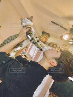 猫に嫌われたの写真・画像素材[4433732]