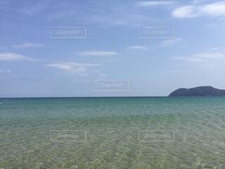海の写真・画像素材[437365]