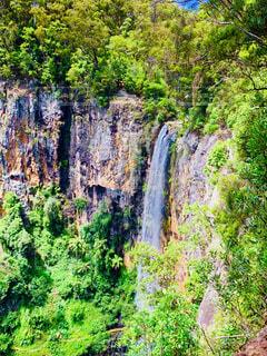 滝 絶景の写真・画像素材[4371701]