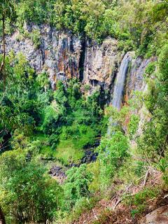 滝 絶景の写真・画像素材[4371702]