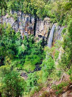 滝 絶景の写真・画像素材[4371704]