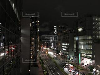五反田の通りの写真・画像素材[4418492]