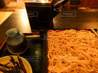 老舗のお蕎麦屋さんのおろし蕎麦。の写真・画像素材[4661639]