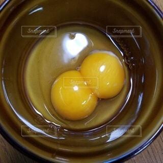 双子卵の写真・画像素材[4378640]