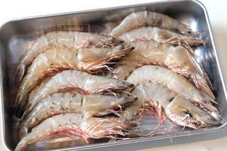 生海老の食材写真の写真・画像素材[1658970]