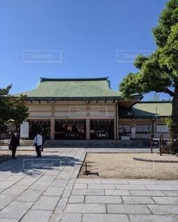 生魂神社の写真・画像素材[4568126]