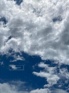 青空の空の写真・画像素材[4669185]