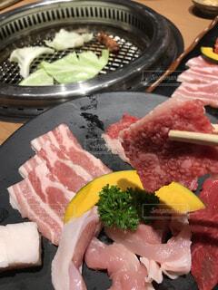 三重の伊賀肉で焼き肉ランチの写真・画像素材[4596875]
