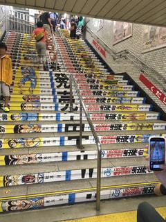 こち亀の階段の写真・画像素材[226416]