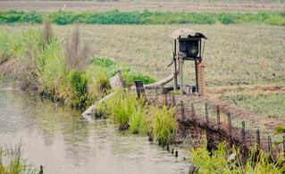 農村の風景の写真・画像素材[4414225]