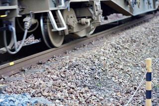 貨物列車の写真・画像素材[4552653]