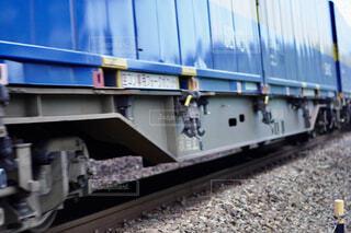 貨物列車の写真・画像素材[4552652]