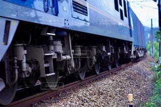 貨物列車の写真・画像素材[4552651]