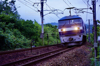 貨物列車の写真・画像素材[4552650]
