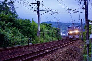 貨物列車の写真・画像素材[4552655]