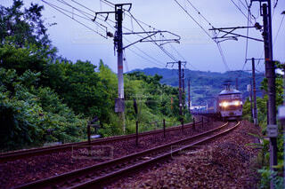 貨物列車の写真・画像素材[4552654]