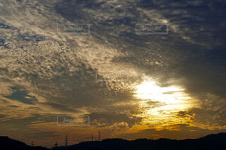日の出の写真・画像素材[4575914]