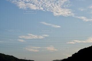 夏の空の写真・画像素材[4697105]