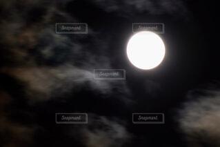 中秋の名月の写真・画像素材[4834885]