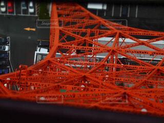 東京タワーからのジオラマの写真・画像素材[4390946]