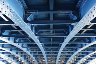 橋裏の写真・画像素材[4393870]