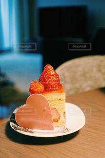 キュートなケーキの写真・画像素材[4393490]