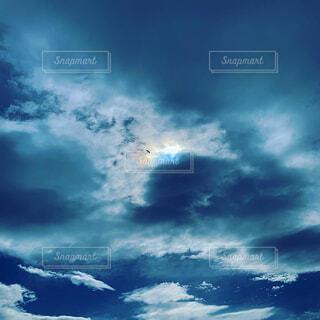 希望の光の写真・画像素材[4393805]